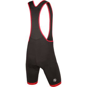 Endura Xtract Gel 400 Series Bib Shorts Herr red
